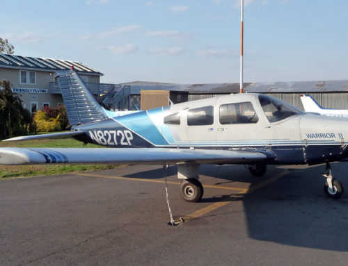 Piper Warrior II – N8272P