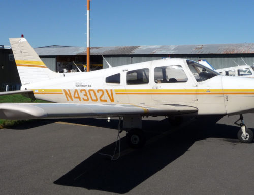 Piper Warrior II – N4302V