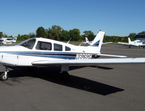 Piper Warrior II – N8090H
