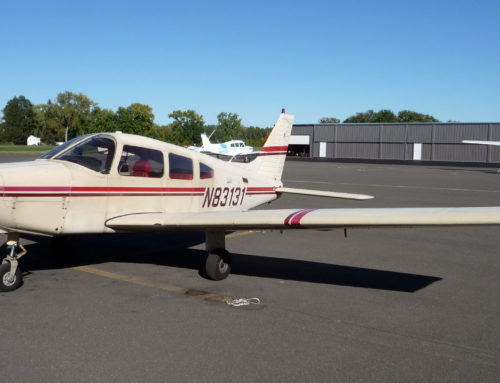 Piper Warrior II – N83131