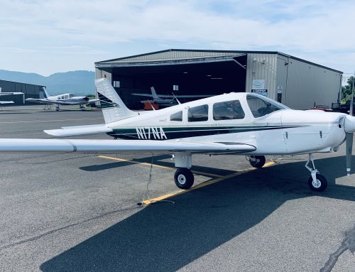 Piper Archer II – N2157Y – Northampton Airport