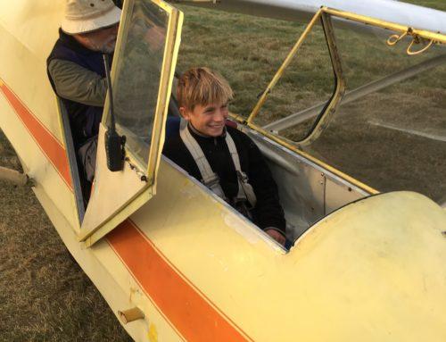 7B2 Glider Day