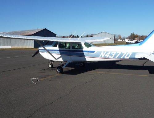 Cessna 172 – N4377Q